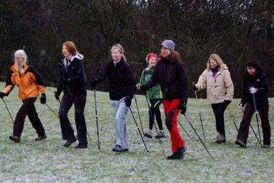 Nordic Walking Atrakcja