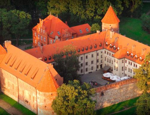 Zamek Krzyżacki w Malborku i Bytowie